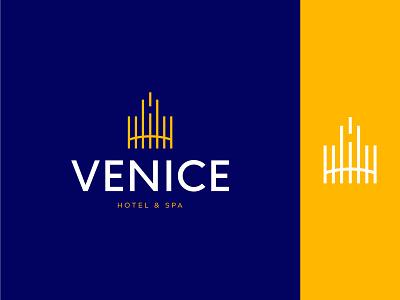 Luxury Hotel Logo Exploration logo design exploration luxury hotel brand strategy identity design minimal typography logo illustration design branding