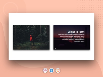 CSS3 Cards with smoothly hover effect (sliding to bottom)