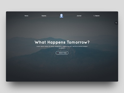 Bootstrap 4.1.x landing page