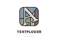 Textploder App Icon