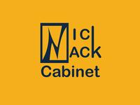 Nick Nack Cabinet Logo