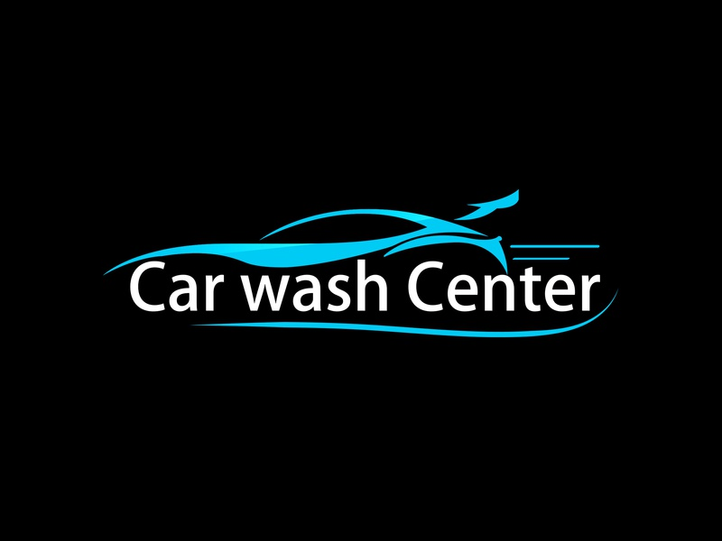 Car Wash Logo By Sabah Pranto On Dribbble