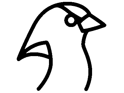 Goldfinch icon