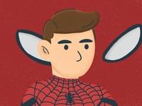 Spiderman Design