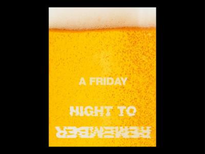 Budweiser Beer Poster