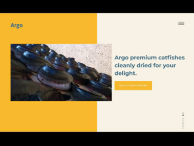 Argo Dried Fishes