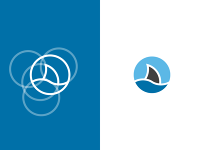 ShaveShark Logo Build