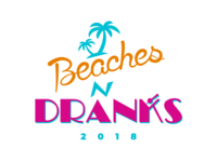 Beaches N Dranks 2018 Custom T-Shirt