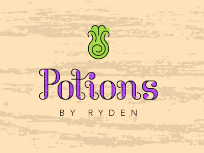 Potions By Ryden