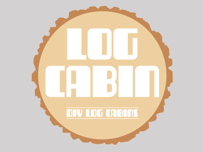 Log Cabin Logo