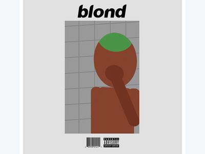 Blonde (shaped)