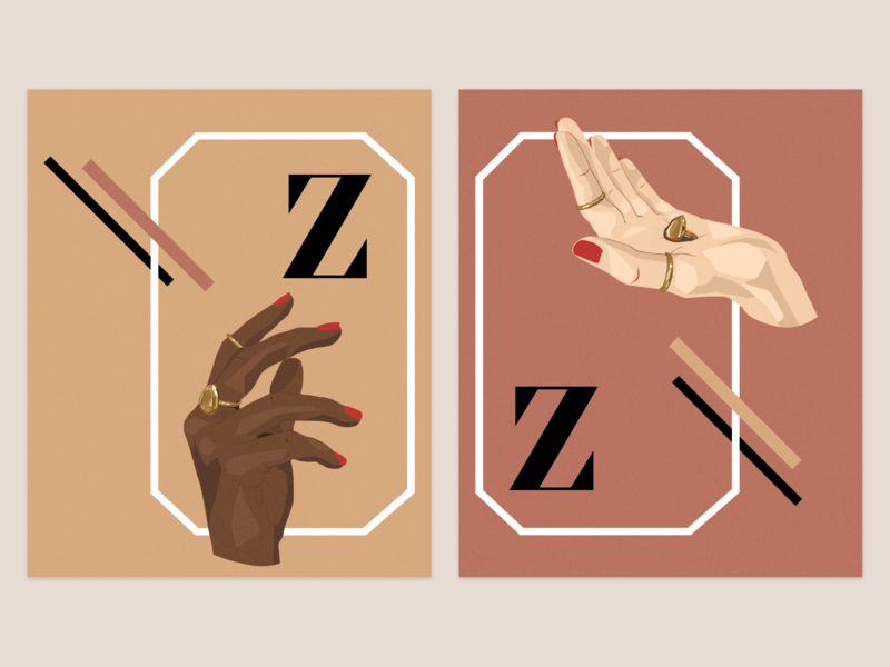 Zephyr Grey illustrations, Pt. II