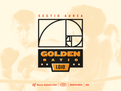 Golden Ratio — Badge