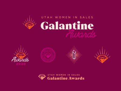 Galantine Awards Visual Identity