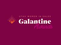 Galantine Awards — Primary Logo