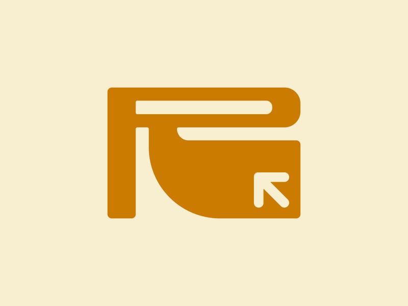 36 Days of Type — R vector logo typography type design branding 36daysoftype 36days