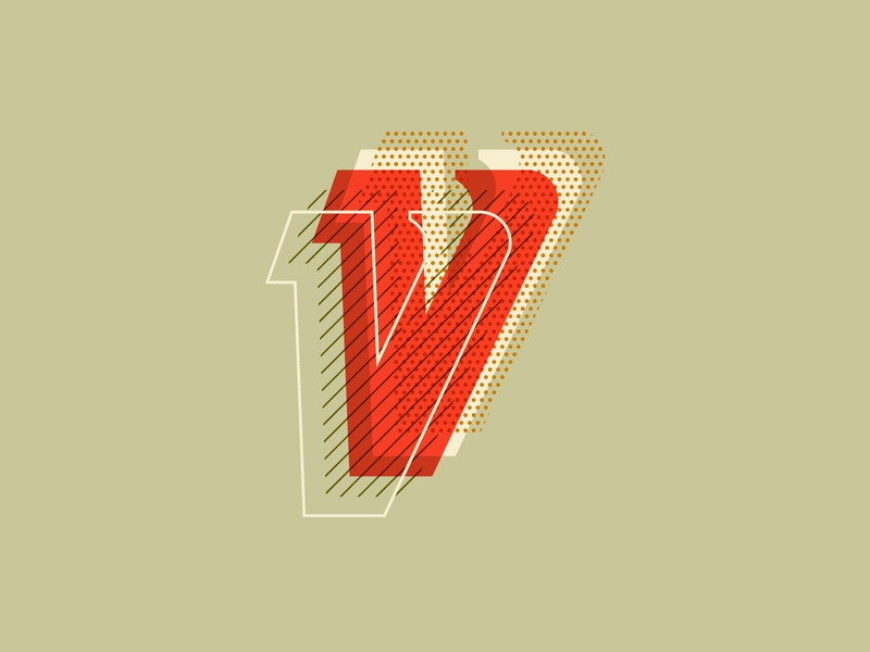 36 Days of Type — V