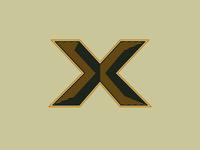 36 Days of Type — X