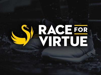 Race for Virtue - Logo