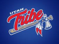 Utah Tribe — Primary Logo