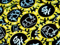 SAX: Golden Buffalo – Poker Chips