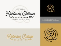 Robinson Cottage — Brand Identity