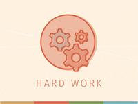 Company Values: Hard Work