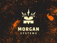 Morgan Systems — Logo (lockup)