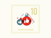 Day 10 — Christmas Card