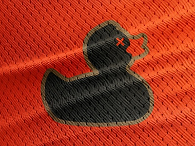Utah Ducks Baseball — Throwback Logo