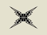 Basketball Lightning — Icon