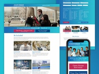 Juan Diego Catholic Schools — Campaign Landing Page