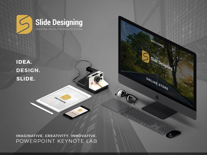 Presentation Template Store
