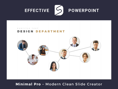 Minimal Pro - Presentation Template Slide Builder improve presentation award winning ppt powerpoint presentation template report analytics socialmedia marketing department team keynote presentation slide powerpoint presentation slide design clean design minimalist logo minimalist creative slide digital presentation