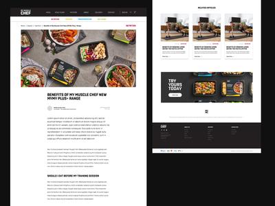 MYMC | Blog Article | UI Design web vector minimal digital design ui graphic  design