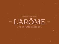L'Arôme Café Branding Experiment