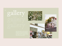Photography Gallery Mockup