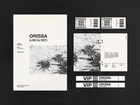 Orissa Tour (Concept Branding)