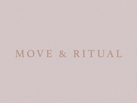 Move + Ritual Logo