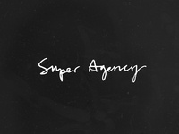 Super Agency Logotype Concept