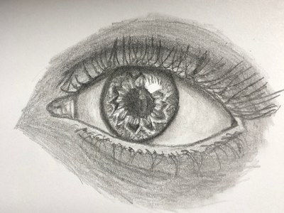 More realistic eye sketch pencil sketch josephmanning illustration illustrating drawing design eye pencil