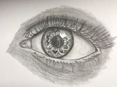 More realistic eye sketch pencil sketch josephmanning illustration illustrating drawing design eye pencil