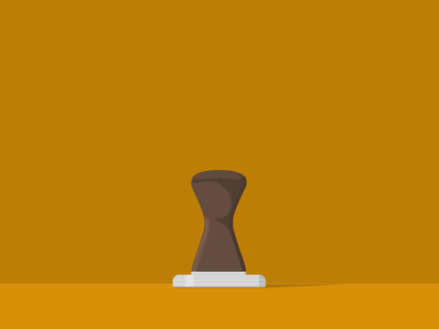 Coffee Stamper 2d figma stayhome illustration coffee