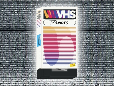 VHS.jpeg tape stickers used static analog vector sticker cassette video tremors vhs