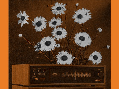 the sound of flowers