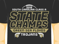 Trojans Champs Shirt