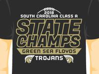 Trojans Champs Shirt