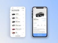 Rent Car App