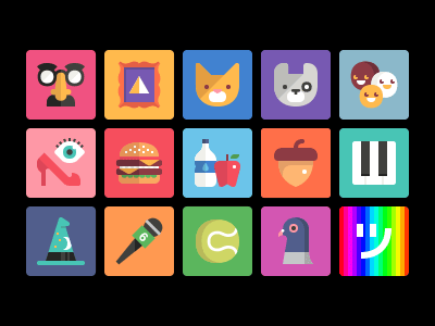 Channels channels illustrations icons vine
