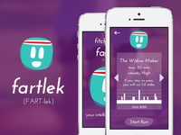 Fartlek Running App (iOS)